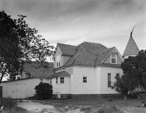 Primary view of object titled '[L.T. Lester House, (South elevation)]'.