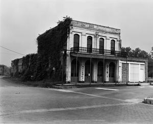Primary view of object titled '[Old Planter's Bank Building]'.