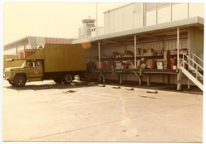 Primary view of object titled 'Truck at Loading Dock'.