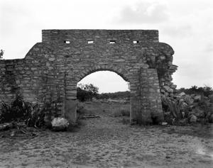 Primary view of object titled '[Presidio San Luis de Las Amarillas Real Presidio de San Saba]'.