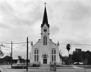 Primary view of object titled '[Our Lady of Refuge Church]'.