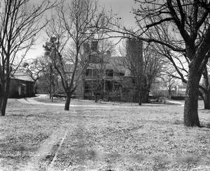 Primary view of object titled '[Seaquist House, ((Rear) East)]'.