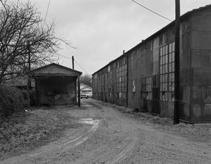Primary view of object titled '[Abilene Trolley Car Barn]'.