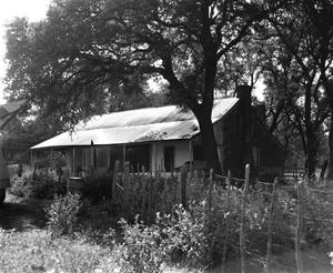 Primary view of object titled '[Frite Durst House, (Southwest)]'.