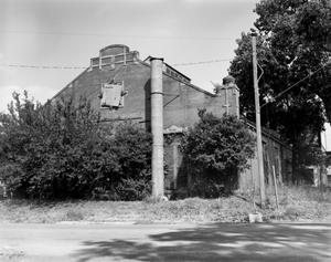 Primary view of object titled '[Young Brothers, Inc. Building]'.