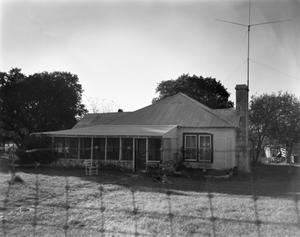 Primary view of object titled '[Murr House, (West)]'.
