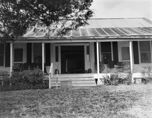 Primary view of object titled '[Womack House]'.