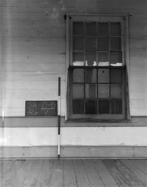 Primary view of object titled '[Old Polk or Sharp House]'.