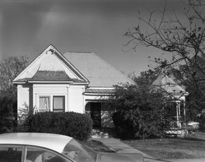 Primary view of object titled '[Residence, (East)]'.