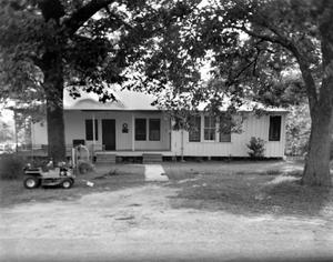 Primary view of object titled '[Dr. William P. Powell Home]'.