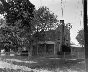 Primary view of object titled '[Philip Schmidt House, (Northwest)]'.