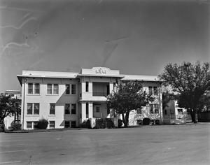 Primary view of object titled '[San Angelo Center, (Education Building North)]'.