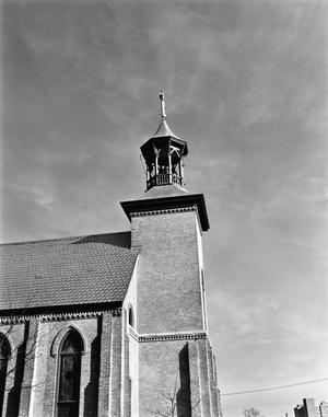 Primary view of object titled '[Gethsemane Lutheran Church]'.