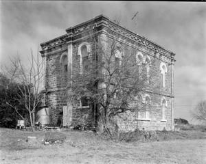 Primary view of object titled '[Old County Jail]'.