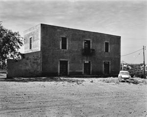 Primary view of object titled '[L.L. Garcia House, (Northeast corner)]'.