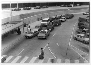 Primary view of object titled 'Road Outside Airport'.