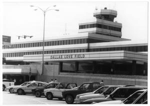 Primary view of object titled '[Dallas Love Field Airport : Exterior]'.