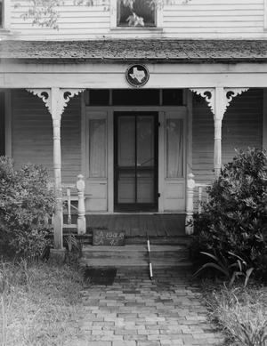 Primary view of object titled '[Anderson Place]'.