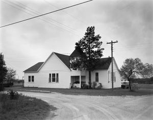 Primary view of object titled '[Methodist Church, (South)]'.