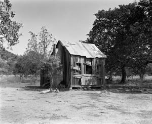 Primary view of object titled '[Ike Henry House, (North)]'.