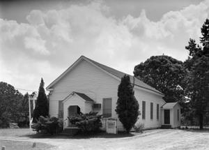 Primary view of object titled '[Old North Baptist Church]'.