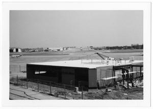 [Dallas Love Field Airport : Building Under Construction]