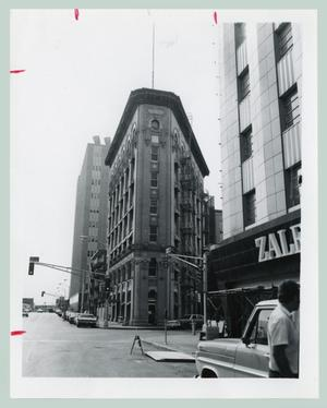 Primary view of object titled '[Flatiron Building]'.