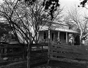 Primary view of object titled '[Historic Property, Photograph THC_02-0013]'.