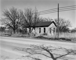 Primary view of object titled '[McCrary-Rauhut House, (Southwest oblique)]'.