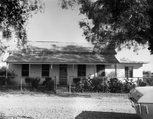 Primary view of object titled '[Joe Fry House]'.