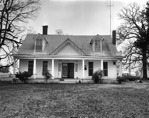 Primary view of object titled '[W.E. Moore House]'.
