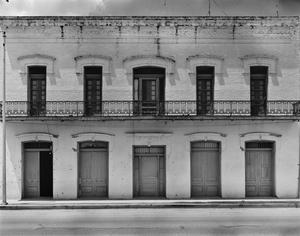 Primary view of object titled '[C. Solis House / Store, (South elevation (Front))]'.