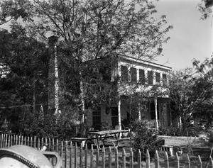 Primary view of object titled '[Parker House, (Northwest)]'.