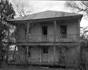 Primary view of object titled '[Coker House]'.