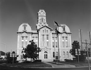 Primary view of object titled '[Parker County Courthouse]'.