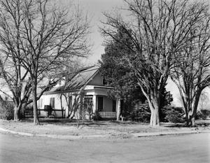Primary view of object titled '[Asa Porter Residence]'.
