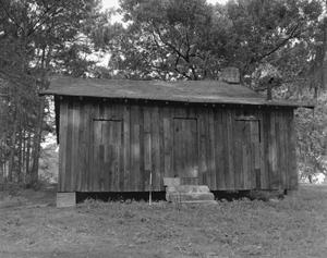 Primary view of object titled '[Old Mott House]'.
