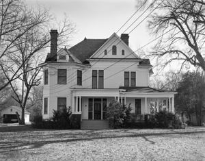 Primary view of object titled '[Charles Perkins Residence]'.