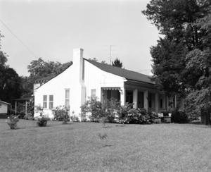 Primary view of object titled '[Rowell-Deware House]'.