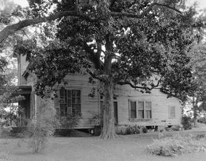 Primary view of object titled '[Richardson House, (North facade)]'.