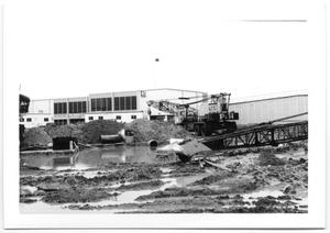 Primary view of object titled 'Muddy Construction Area'.