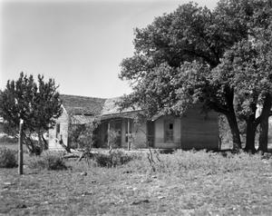Primary view of object titled '[Decker House, (Northwest)]'.