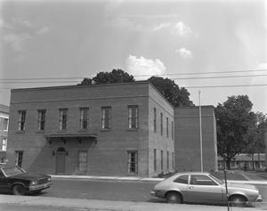 Primary view of object titled '[Marion County Courthouse Annex]'.