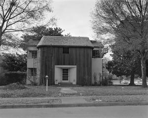 "Primary view of object titled '[""Art Moderne House""]'."