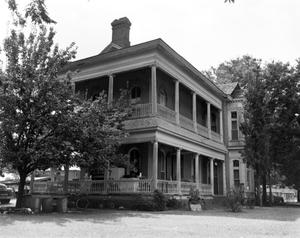 Primary view of object titled '[J.K. Rose House]'.