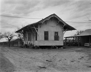Primary view of object titled '[Old D'Hanis Historic District]'.
