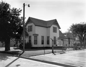 Primary view of object titled '[Brown-Dorsey House]'.