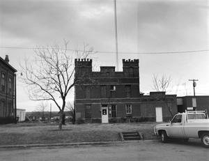 Primary view of object titled '[Leon County Jail]'.