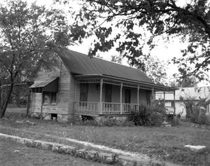 Primary view of object titled '[McKnight House, (Northwest)]'.