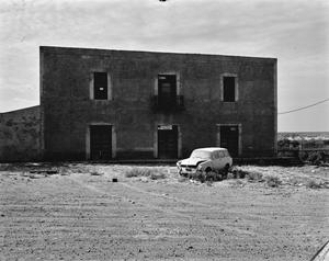 Primary view of object titled '[L.L. Garcia House, (North elevation)]'.